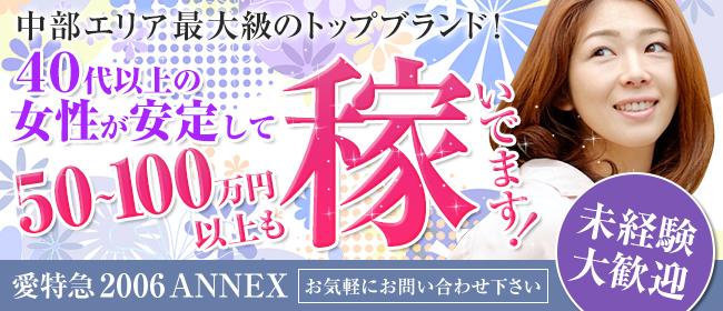 愛特急2006 ANNEX(名古屋デリヘル店)の風俗求人・高収入バイト求人PR画像1