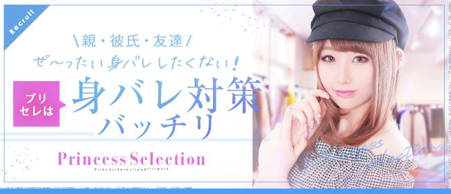 プリンセスセレクション梅田北店(梅田デリヘル店)の風俗求人・高収入バイト求人PR画像2
