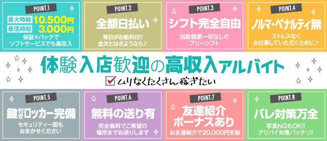 ライオンハート(五反田)のピンサロ求人・高収入バイトPR画像3