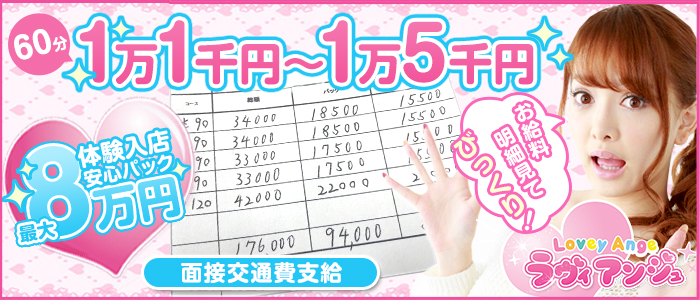 ラヴィアンジュ(立川デリヘル店)の風俗求人・高収入バイト求人PR画像2
