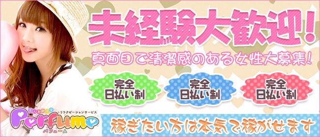 Perfume(岡山市内デリヘル店)の風俗求人・高収入バイト求人PR画像2