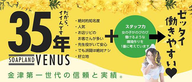 ヴィーナス(金津園ソープ店)の風俗求人・高収入バイト求人PR画像1