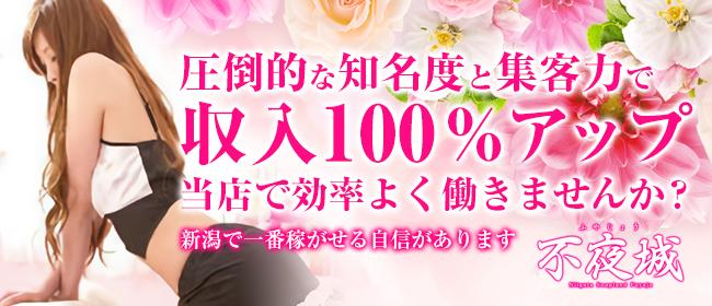 不夜城(新潟・新発田ソープ店)の風俗求人・高収入バイト求人PR画像3