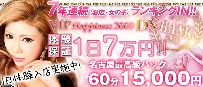 VIP HappiNess 2009 DX(ビップハピネス)