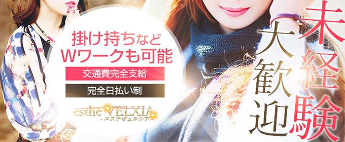 esthe VELXIA-エステヴェルシア(町田風俗エステ(派遣型)店)の風俗求人・高収入バイト求人PR画像1
