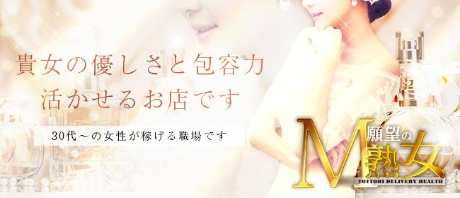 M願望の熟女(鳥取市近郊)のデリヘル求人・高収入バイトPR画像1