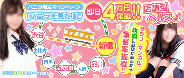 新橋平成女学園(新橋・汐留)の店舗型ヘルス求人・高収入バイトPR画像1