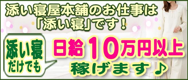 添い寝屋本舗 池袋たんぽぽ(池袋デリヘル店)の風俗求人・高収入バイト求人PR画像2