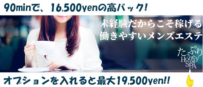 たっぷりハニーオイルSPA横浜店(横浜デリヘル店)の風俗求人・高収入バイト求人PR画像2
