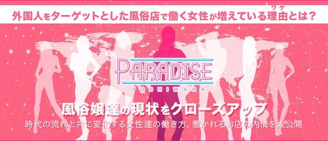 PARADISE(吉原ソープ店)の風俗求人・高収入バイト求人PR画像2