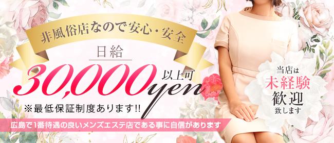 Aroma Cherie(アロマシェリー)(広島市内)の一般メンズエステ(店舗型)求人・高収入バイトPR画像3