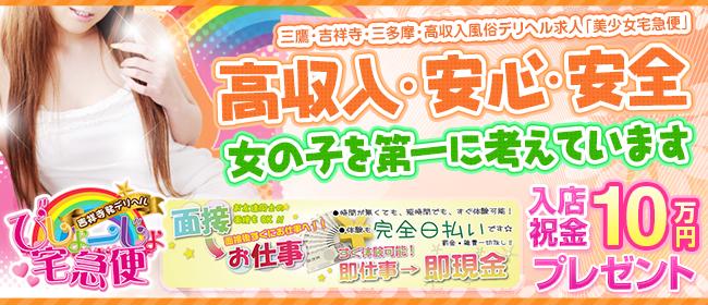 美少女宅急便(吉祥寺デリヘル店)の風俗求人・高収入バイト求人PR画像2