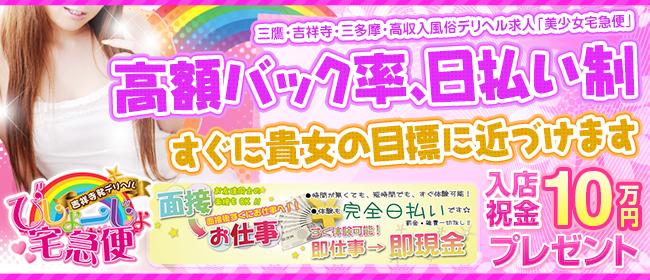 美少女宅急便(吉祥寺デリヘル店)の風俗求人・高収入バイト求人PR画像3