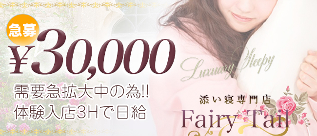 FAIRY TAIL(新宿・歌舞伎町デリヘル店)の風俗求人・高収入バイト求人PR画像2