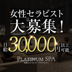PLATINUM SPA - 越谷・草加・三郷