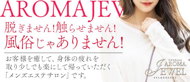 AROMA JEWEL(アロマジュエル)(梅田)の一般メンズエステ(店舗型)求人・高収入バイトPR画像3