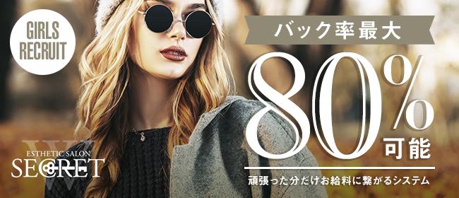 W SECRET(本町・堺筋本町)の一般メンズエステ(店舗型)求人・高収入バイトPR画像2