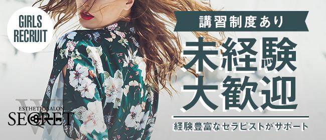 W SECRET(本町・堺筋本町)の一般メンズエステ(店舗型)求人・高収入バイトPR画像3