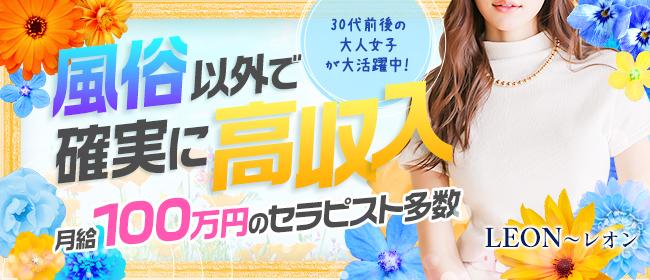 LEON~レオン(名古屋)の一般メンズエステ(店舗型)求人・高収入バイトPR画像1