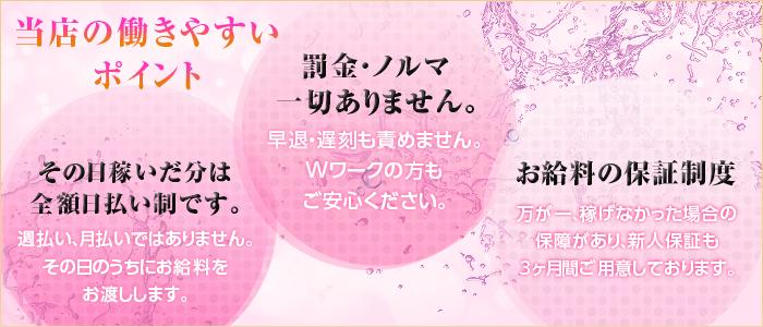 エクセレントソープ タッチ プラス(札幌・すすきのソープ店)の風俗求人・高収入バイト求人PR画像2