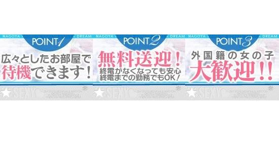 ステラドリーム(名古屋店舗型ヘルス店)の風俗求人・高収入バイト求人PR画像3