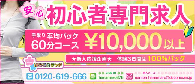 はなまるランド(難波ホテヘル店)の風俗求人・高収入バイト求人PR画像1