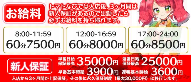 トマトなび(池袋店舗型ヘルス店)の風俗求人・高収入バイト求人PR画像2