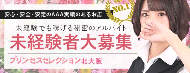 プリンセスセレクション茨木・枚方店(枚方・茨木)のデリヘル求人・高収入バイトPR画像1