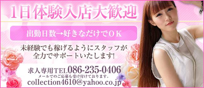 しろうとcollection(岡山市内デリヘル店)の風俗求人・高収入バイト求人PR画像3