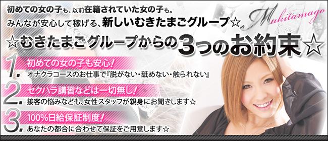 むきたまご 難波店(新大阪デリヘル店)の風俗求人・高収入バイト求人PR画像2
