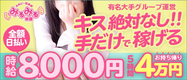 新橋みるみる(新橋・汐留)のデリヘル求人・高収入バイトPR画像1
