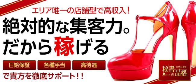 秘書の品格(日本橋・千日前店舗型ヘルス店)の風俗求人・高収入バイト求人PR画像2