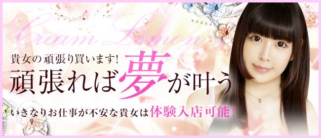 くりぃむれもん(吉原ソープ店)の風俗求人・高収入バイト求人PR画像2