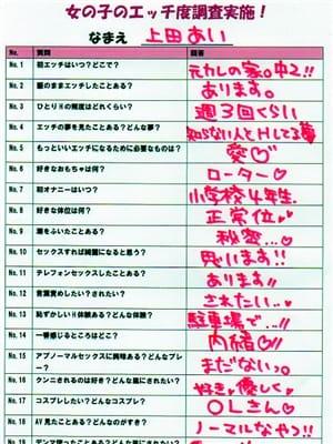 上田あい(横浜OL委員会)のプロフ写真8枚目