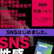 SNSサービス開始!|セレブ秘密室 - 名古屋風俗