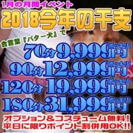 「★☆★月間イベント『今年の干支』で★☆★」01/19(金) 17:05 | 妻天 梅田店のお得なニュース