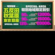 「特別地域限定割引」05/09(日) 11:38 | SWEET LOVEのお得なニュース