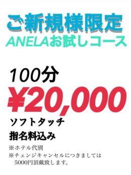ご新規おためしコース | ANELA - 明石風俗