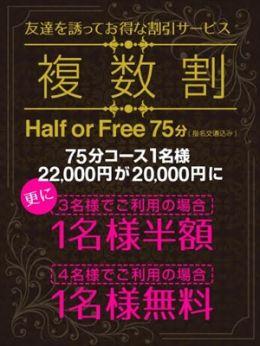 複数割 -Half or Free- | 川崎武蔵小杉プリズムバリュー - 川崎風俗