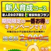「【30分6,000円】入店1ヶ月以内の女の子は「指名料」無料」03/20(金) 15:25 | 白いぽっちゃりさん 新宿店のお得なニュース