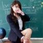 派遣女教師の速報写真