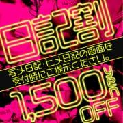 「日記割」10/30(金) 13:30 | アイドルコレクションのお得なニュース