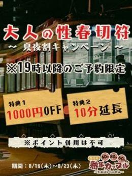 【イベント】大人の性春切符! | 熟年カップル名古屋~生電話からの営み~ - 名古屋風俗