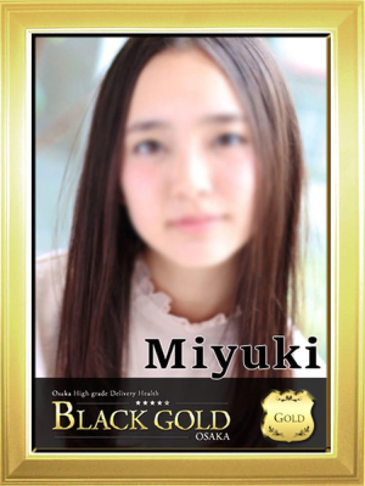 みゆき(Black Gold Osaka)のプロフ写真1枚目