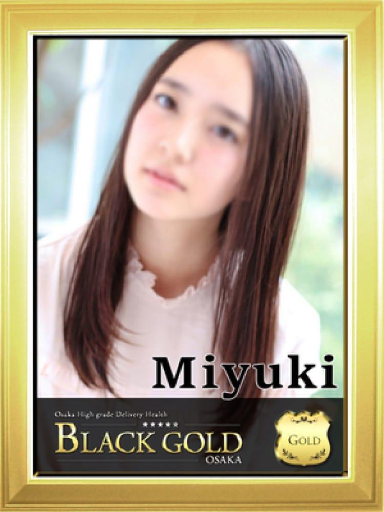 みゆき(Black Gold Osaka)のプロフ写真3枚目