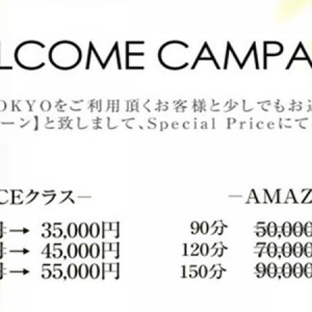 「※他キャンペーンとの併用は出来ません。 ※指名料、交通費は別途頂戴致します」02/25(日) 16:07 | ~逢~TOKYOのお得なニュース
