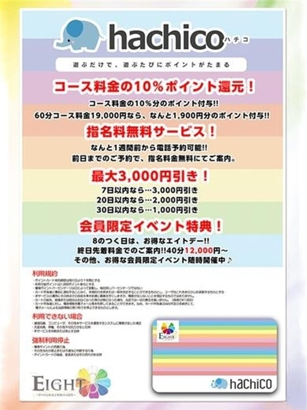 ハチコ【キャンペーン情報♪】