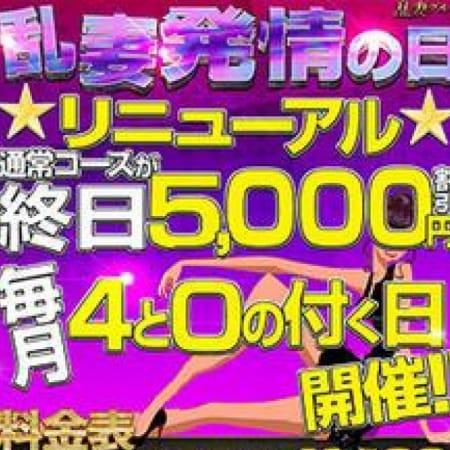 「特大イベント発情の日!!」09/29(金) 22:42 | 乱妻新横浜店のお得なニュース