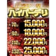 「最速突撃♪新・ハイパーデリ!!」03/22(金) 23:02 | 乱妻新横浜店のお得なニュース