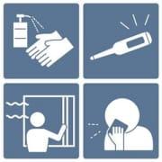 「コロナウイルス感染拡大防止策」07/24(土) 10:54   AROMA SKY - アロマスカイのお得なニュース